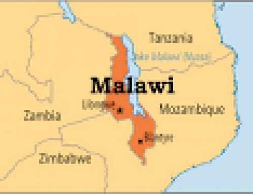 14e Nieuwsbrief Malawi